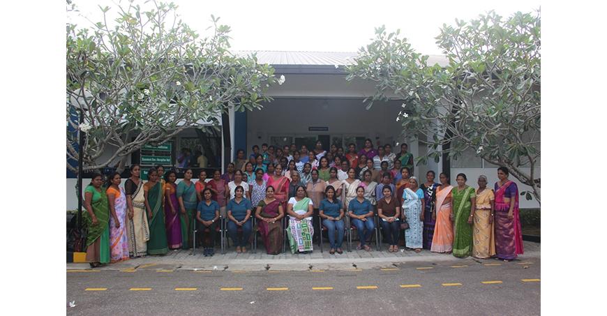 Empowering Women through Technical Training' programme.