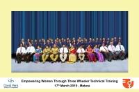 Empowering Women Through Three Wheeler Technical Traning - Matara 2019 thumb