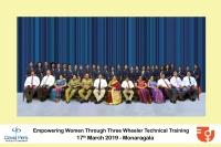 Empowering Women Through Three Wheeler Technical Traning - Monaragala 2019 thumb