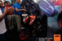Unveiling KTM Duke 200 thumb