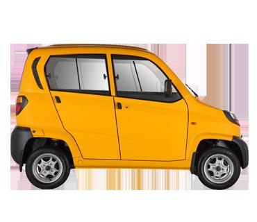 Bajaj Qute from David Pieris Motor Company Ltd in Sri Lanka