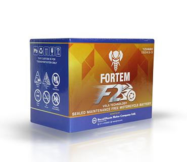 FORTEM F2 12V 4AH EBZ 453