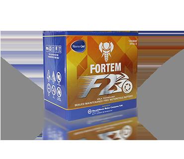 FORTEM F2 12V 4AH HPG 53
