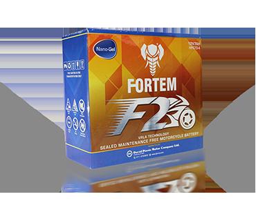 FORTEM F2 12V 7AH HPG 7D4