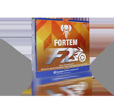 FORTEM F2 12V 7AH LT7D4