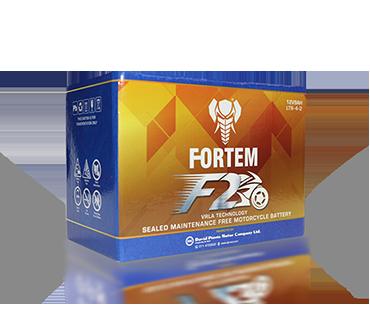 FORTEM F2 12V 9AH LT 942